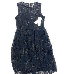 Calvin Klein Sequined Sheath Formal Dress NWT 12